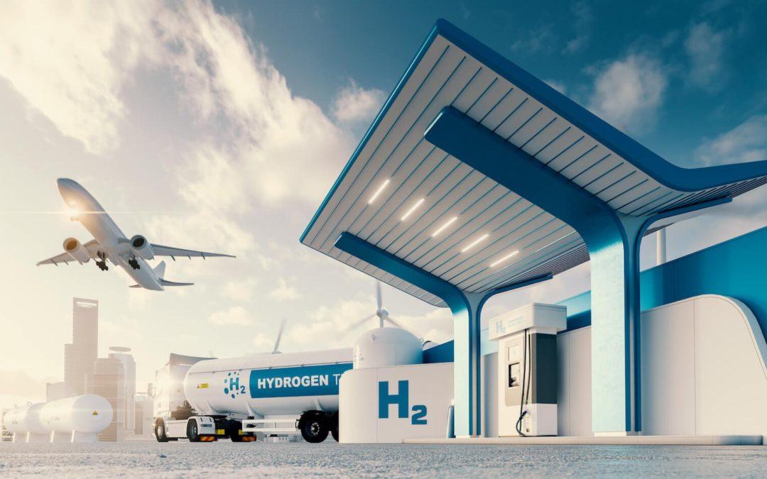 De route naar waterstof in mobiliteit